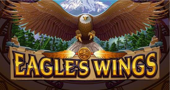 Kostenloser #Spielautomat Eagles Wings von #Microgaming ist kostenlos Verfügbar! Nutze die Chance und spiele ohne Anmedung!