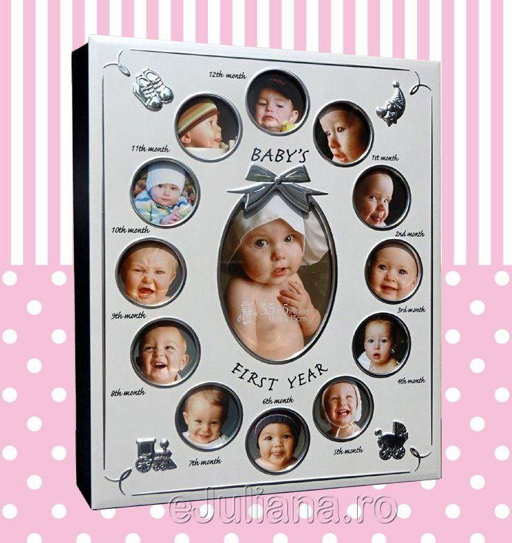 Album primul an fetita Acum poti alege un album primul an fetita din colectia Impressions by Juliana, magazin cadouri de botez din Bucuresti.