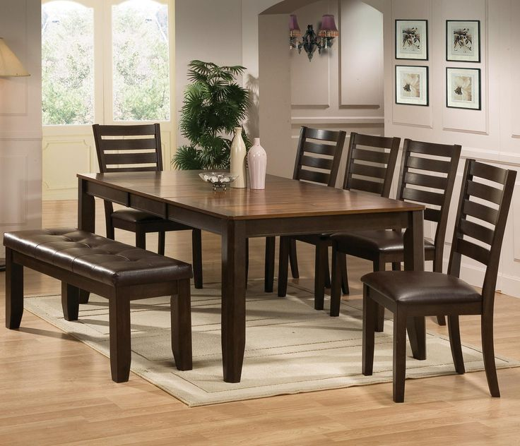 Shop For The Crown Mark Elliott Dining Table At Darvin Furniture   Your  Orland Park, Chicago, IL Furniture U0026 Mattress Store