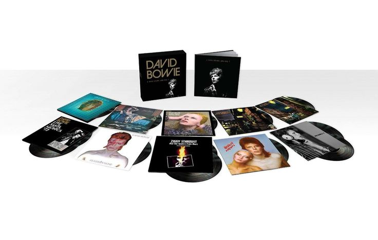 AUDIOPHILE MAN - VINYL NEWS: David Bowie - Five Years Bowie fans take note that. Parlophone is aiming to release a new vinyl box set called Five Years. Spanning 13 LPs, it will span the Bowie career from 1969 to 1973 including: David Bowie, Space Oddity (new 2015 master), The Man Who Sold The World (new 2015 master), Hunky Dory (new 2015 master), The Rise And Fall Of Ziggy Stardust And The Spiders From Mars, Aladdin Sane and PinUps (new 2015 master). To read more, click…