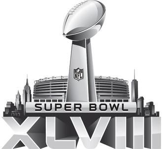 2014 super bowl logo free printable - Google Search