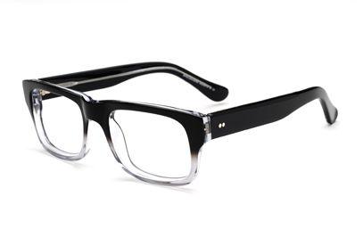 Glasses Frame Fading : clear bottom specs #glasses #eyewear Brogue Pinterest ...