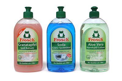 フロッシュ 食器用洗剤 3種