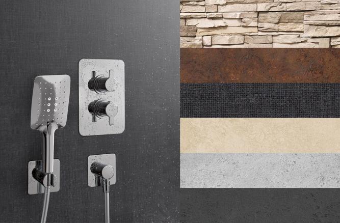 Wandgestaltung Mit Renodeco Reuter Magazin Wandgestaltung Badezimmer Renovieren Wand