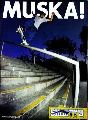 Chad Muska page