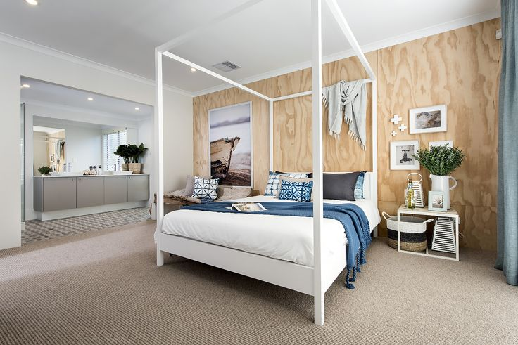 Vista Master Bedroom | apg Homes