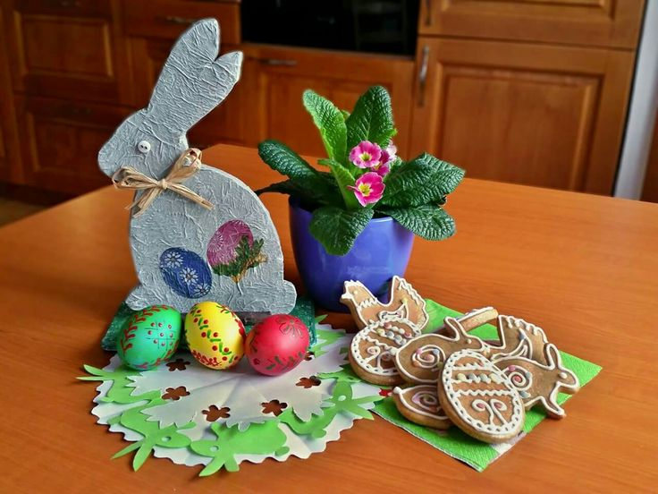 Paper easter ideal