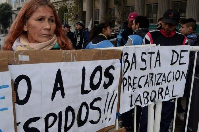 En marzo podría llegar el primer paro general de la CGT en contra de Macri: En el primer año de la presidencia se perdieron cerca de 200…