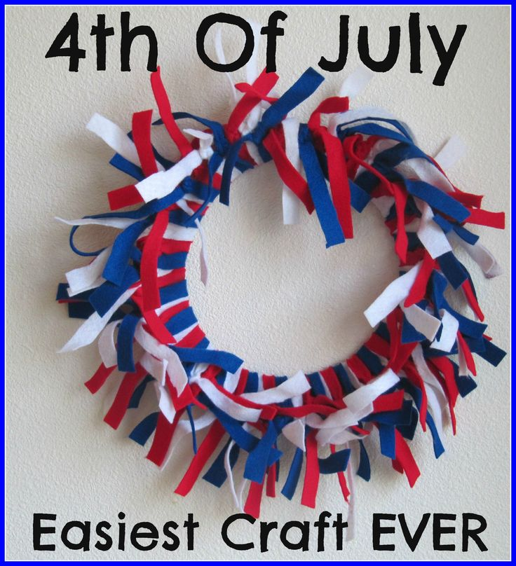 4th of july images | If you are looking for a simple 4th of July craft to keep the kids ...