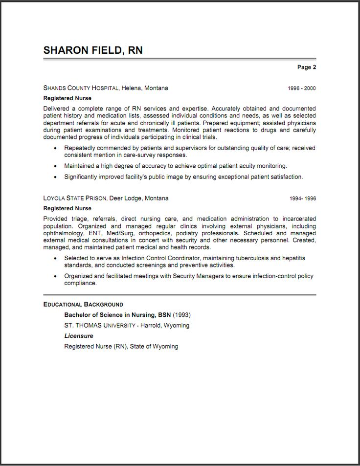 Cna Sample Resume Entry Level Example For Radiation Therapist - radiation therapist resume