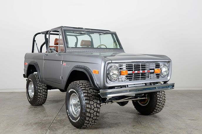 Early Model Ford Broncos For Sale