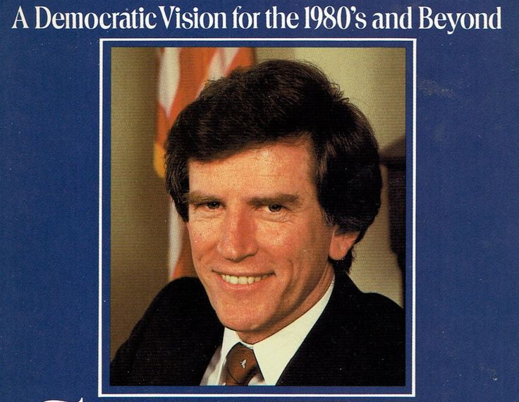 1983 A New Democracy: A Democratic Vision for the 1980's and Beyond by Senator Gary Hart lot #258 by UpOnHill61 on Etsy