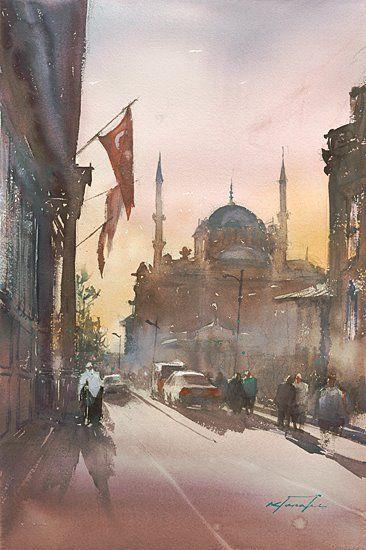 Keiko Tanabe - Istanbul Turkey IX: