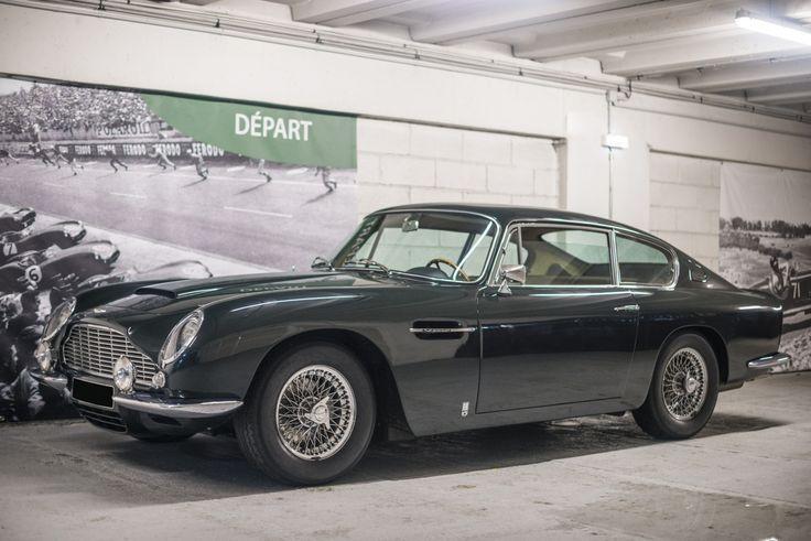1968 Aston Martin DB6 - DB6 VANTAGE LHD   Classic Driver Market - https://www.luxury.guugles.com/1968-aston-martin-db6-db6-vantage-lhd-classic-driver-market-2/