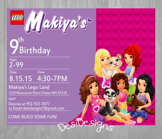 Your Invitations Or Announcements Will Be Personalized And Custom - Email to friend for birthday invitation