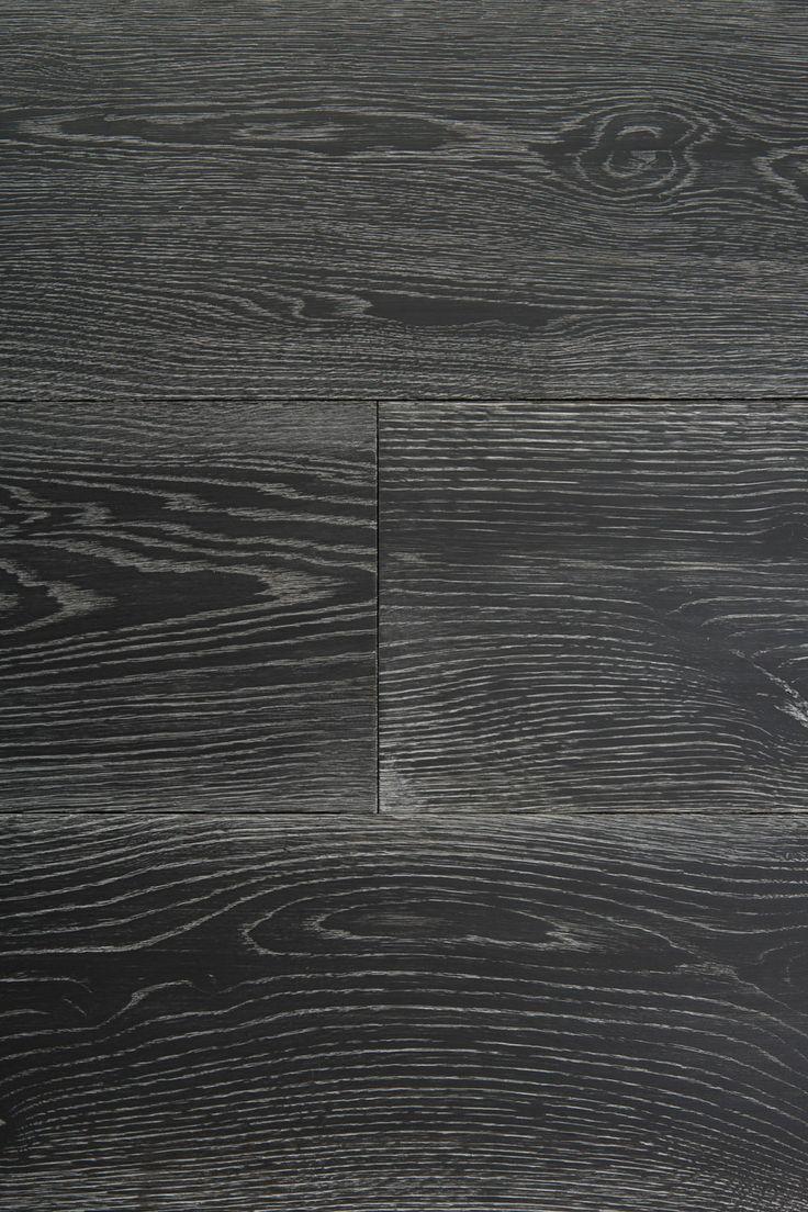 Black Washed - Wood Flooring