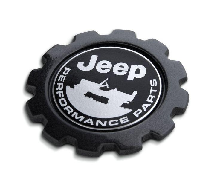 Jeep Performance Parts Badge (Universal)