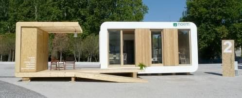 M s de 10 ideas incre bles sobre casas prefabricadas - Empresa de casas prefabricadas ...