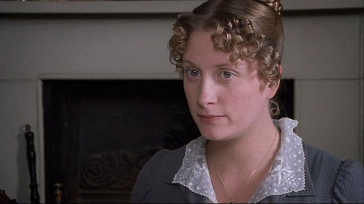 Susannah Harker in the 1995 BBC adaptation of Pride and Prejudice