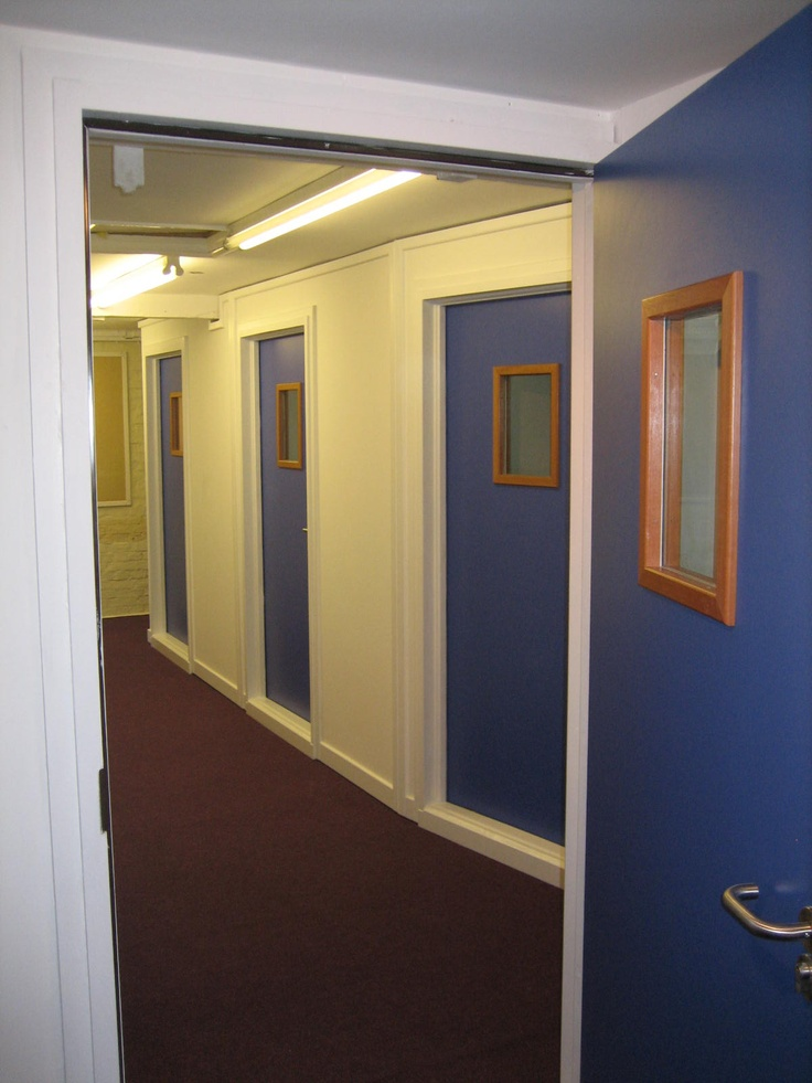 4 no. matching doors with vision panels. These doors have a rating of 41. Music SchoolAcoustic & 12 best Acoustic Doors images on Pinterest | Acoustic Insulation ...