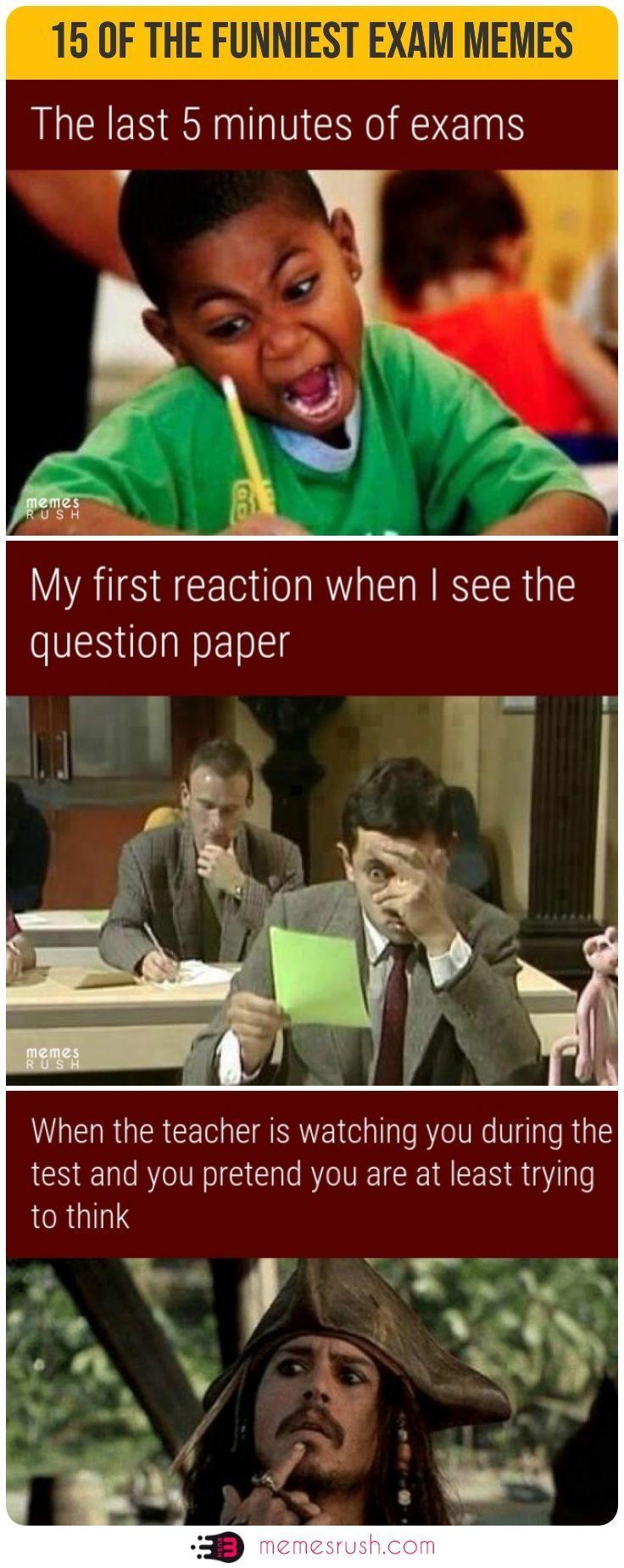 15 Of The Funniest Exam Memes Exams Memes Funny School Memes Exams Funny