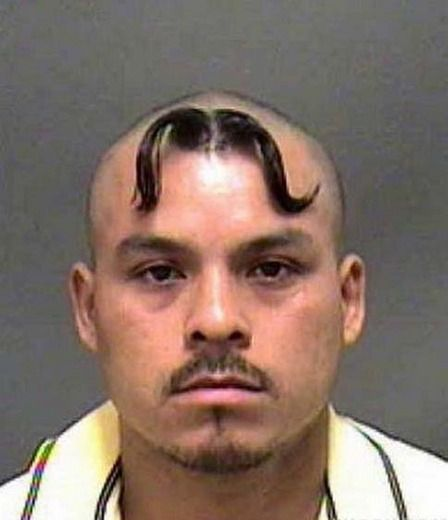 Uh....okay....?Funny Pics, Laugh, Forehead Mustaches, Mugs Shots, Whiskers, Funny Stuff, Humor, Hair, Mug Shots
