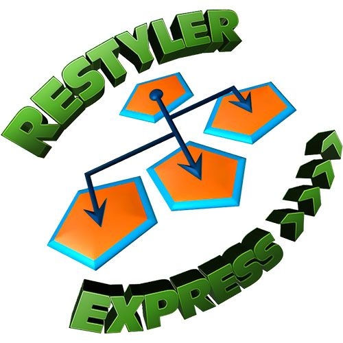 Restyler express logo