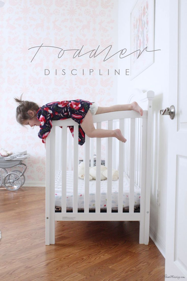 Specific and practical parenting advice for toddlers. (And how I got her to stop crawling out of her crib!)