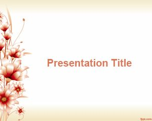 3D Flower PowerPoint Template  is a free flower design for PowerPoint that you can use to decorate your presentations requiring flower touch. You can download this 3D Free PowerPoint templates to enhance your presentations and create engaging PowerPoint presentations with original design style.