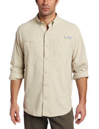Columbia Sportswear Men's Tamiami II Long Sleeve Shirt.