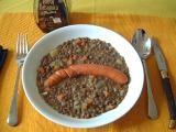 Linseneintopf  レンズ豆のスープ