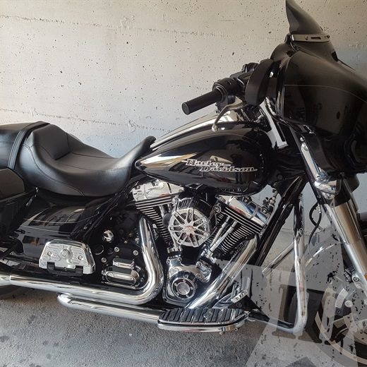 Harley Davidson Street Glide Special 2015 - Nuovo annuncio #Harley #Touring #ABS #StreetGlideSpecial #Pordenone