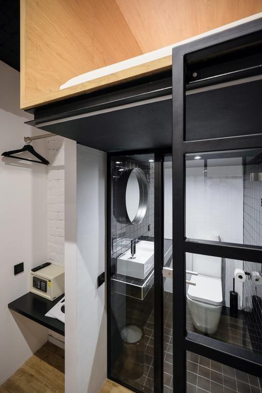 Die besten 25+ Einzelzimmer Ideen auf Pinterest Einzelbetten - schlichtes sauna design holz seeblick