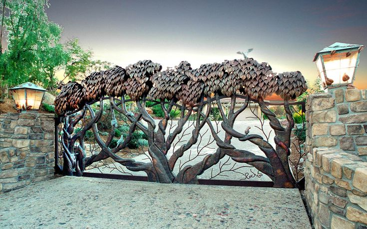 love this gate, it's amazing!