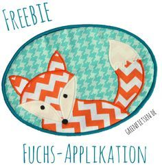 Freebie: Fuchs-Applikation (Creative Commons Attribution-NonCommercial-ShareAlike 3.0 Unported License)