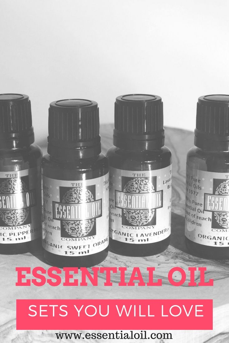 Essential Oil Sets you will love.  The most popular essential oils.  Discount on essential oils. Wholesale essential oils