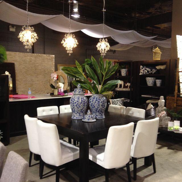 Teak Dining Tables #affordable#furniture#dining#teak  Www.theinterioroutlet.com