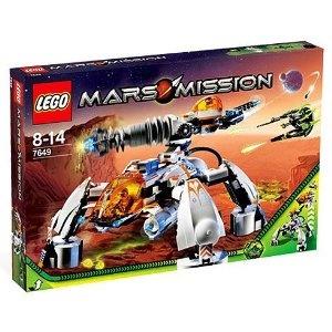 Lego Mars Mission Set #7649 MT-201 Ultra-Drill Walker