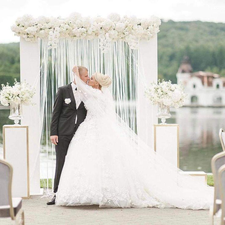 Simple Wedding Arch Decoration Ideas: 17 Best Ideas About Simple Wedding Arch On Pinterest
