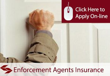 Enforcement Agents Professional Indemnity Insurance
