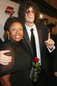 Meet Howard Stern and Robin Quivers!