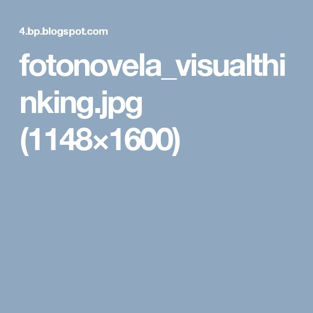 fotonovela_visualthinking.jpg (1148×1600)