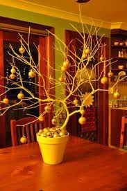Resultado de imagen para decoracion fiesta de navidad vintage
