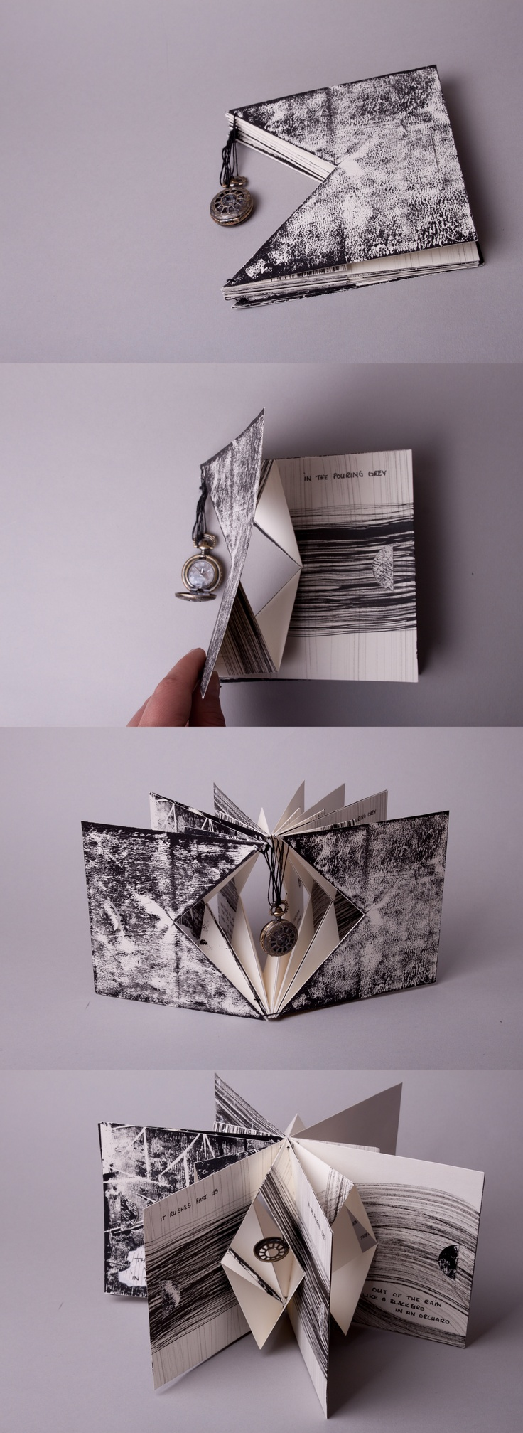 A project developed whilst at Middlesex University. Artist Book.    Design by: Marianne Johnsen