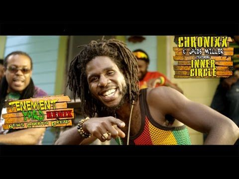 Chronixx & Inner Circle feat. Jacob Miller - Tenement Yard - directed by Gil Green & Damian Fyffe Labe | Music Video