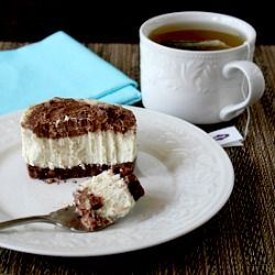 Raw Vegan Marbled Cheesecake