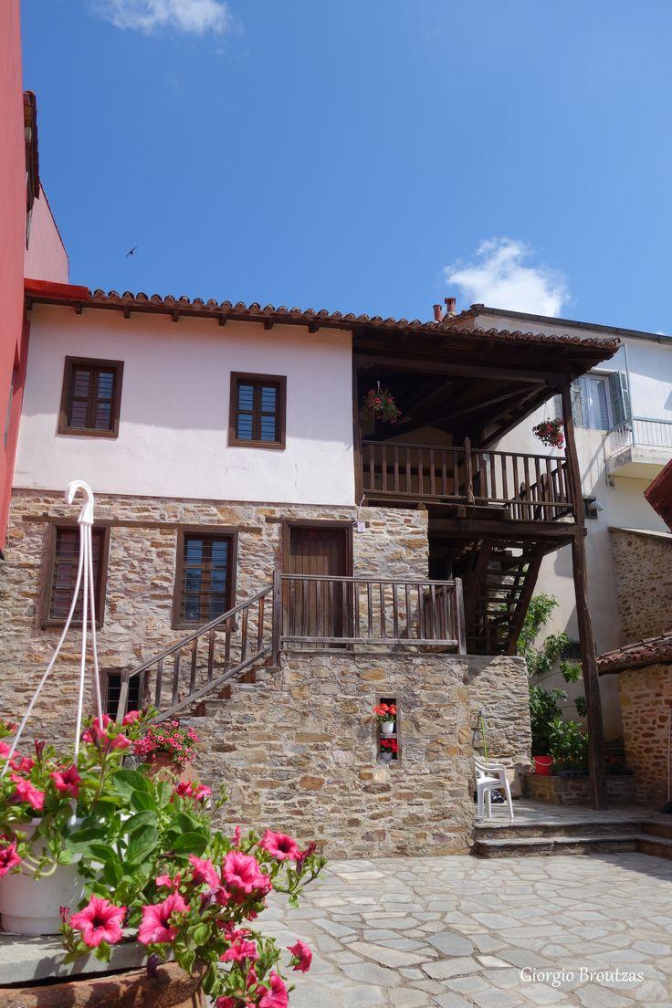 Paralis House #Poligiros #Halkidiki #Greece #VisitHalkidiki