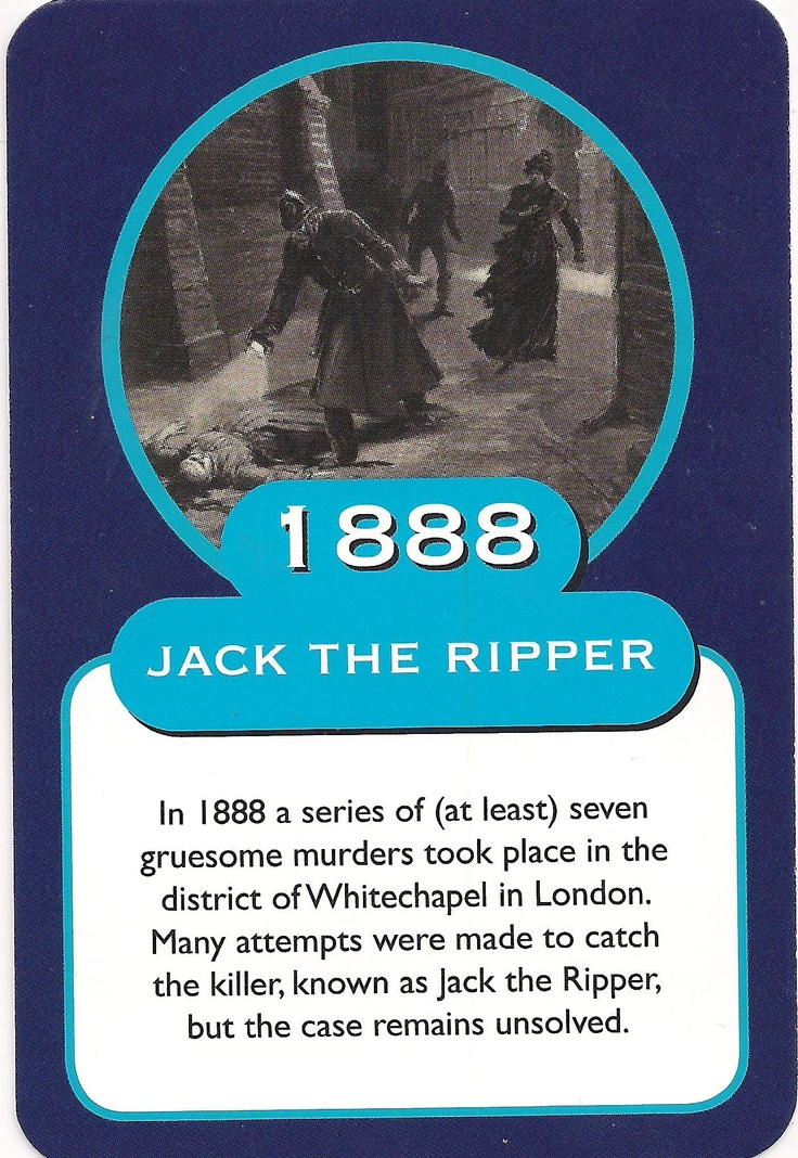 an overview of the crimes of jack the ripper The the crimes of jack the ripper hardcover – 30 apr 2010  it is very  enjoyable with lots of images and an overview of the murders, the victims,  suspects etc.
