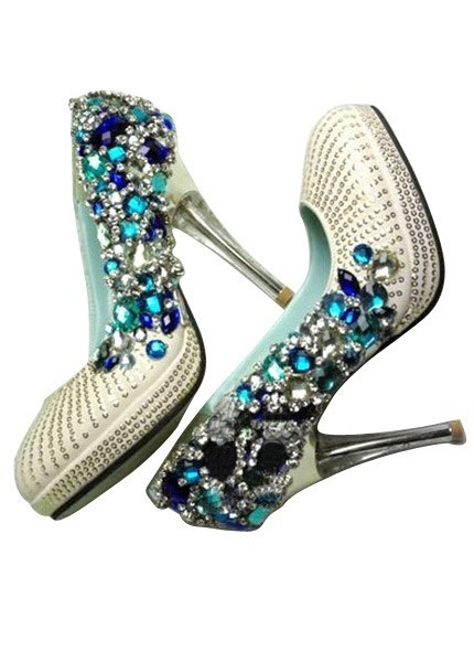 Love: Shoes, Custom Mad Crystals, Heels Close, Stilettos Heels, Crystals Rhinestones, Leatherett Upper, Upper Stilettos, Stiletto Heels, Rhinestones Leatherett