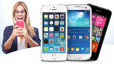 Pana la 25% reducere la cele mai performante telefoane mobile ale momentului! Iti doresti un telefon mobil nou? La eMAG sunt telefoane mobile la preturi avantajoase, in Promotii. Perioada de valabilitate: 5 – 10 martie 2015.
